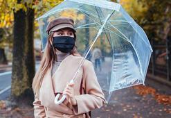 Yağmurda ıslanan maske virüsten koruma özelliğini kaybeder mi