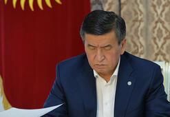 Kırgızistan Cumhurbaşkanı Ceenbekovdan, Caparovun Başbakanlık görevine getirilmesine veto