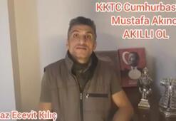 Akıncıyı tehdit eden Yılmaz Ecevit gözaltına alındı