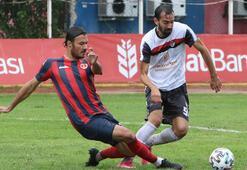 Ziraat Türkiye Kupasında sezon 1. turda yapılan 3 maçla başladı