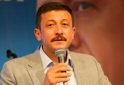 AK Parti Genel Başkan Yardımcısı Hamza Dağdan Karşıyaka Stadı açıklaması