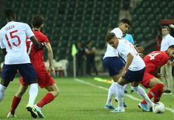 İngiltere: 2 - Türkiye: 1