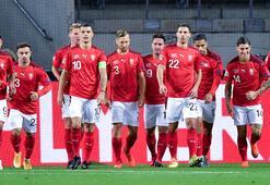 UEFA Uluslar Liginin 4. haftası 7 maçla başladı