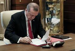 Son dakika... Cumhurbaşkanı Erdoğan imzaladı Atama kararları Resmi Gazetede