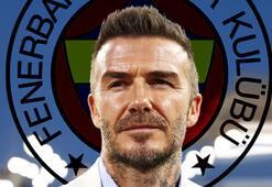 Son Dakika   Fenerbahçede David Beckham şoku Transferde rakip...