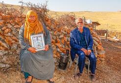 Evlat nöbetini Mardinden sürdüren baba: Oğlumun yolunu kestiler, kızımı dövdüler