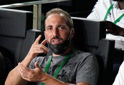 Gonzalo Higuain gol atmak için yaratılmış Kimse inanamadı...