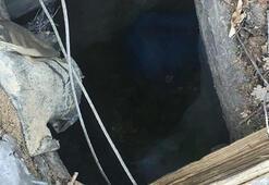 Tuncelide 5 sığınakta ele geçirilen teröristlerin yaşam malzemeleri imha edildi