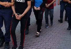İzmirde DEAŞ operasyonu 7 kişi gözaltına alındı