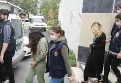 Turistleri hedef alan 3 kadın hırsız yakalandı