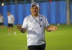 Adana Demirspor Teknik Direktörü direktör Ümit Özat: Milli maç arasını iyi değerlendirdik