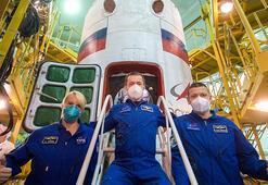 Soyuz MS-17 uzaya fırlatıldı