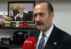 MHPli Osmanağaoğlundan Tunç Soyere PKK tepkisi