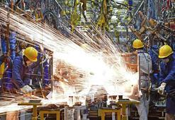 Avrupada sanayi üretiminde toparlanma hız kesti