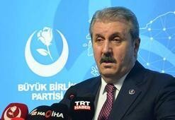 Mustafa Destici: AYM üyesini istifaya davet ediyoruz