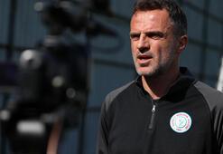 Stjepan Tomas: Ankaragücü maçı yeni başlangıç olacak