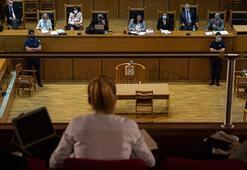 Son dakika...Altın Şafak Partisinin yöneticilerine 13er yıl hapis cezası