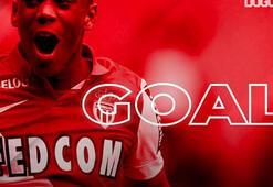 İşte Martialin Monacodaki ilk golü