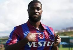 Son Dakika | Trabzonsporda yeni transfer Semedonun lisansı çıktı
