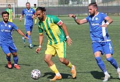 Malatya Yeşilyurt Belediyespor - Adıyaman 1954 Spor: 1-0