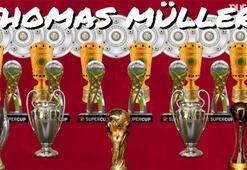 Thomas Müllerin görkemli kariyeri sizlerle...