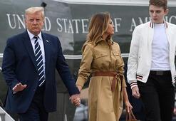 Aklıma gelen ilk kişiydi diyerek açıkladı Trumpın oğlu da koronavirüse yakalanmış