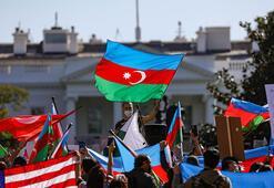 Beyaz Saray önünde Azerbaycana mitingi