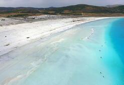 Salda Gölü için flaş gelişme Vali duyurdu
