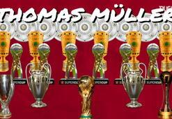 Thomas Müllerin görkemli kariyeri