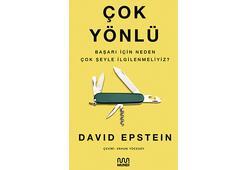 David Epsteindan Çok Yönlü bir kitap
