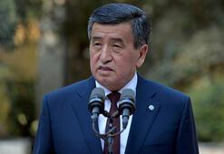 Son dakika...Kırgızistan Cumhurbaşkanı Ceenbekov istifa etti