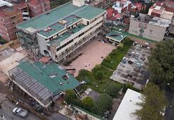 Depremde çöken okulun sahibine 31 yıl hapis