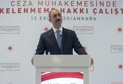 Adalet Bakanı Gül, Lekelenmeme Hakkı Çalıştayında konuştu