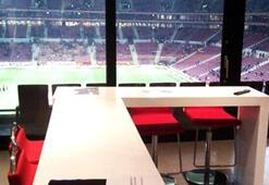 Son dakika | Galatasarayda loca satışları başladı