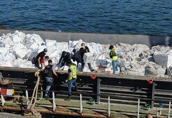 Son dakika... Marmara denizinde gemiye operasyon