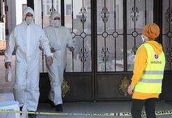 Kırklarelide 94 daireli siteye koronavirüs izolasyonu