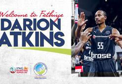 Fethiye Belediyespor, Darion Atkinsi transfer etti