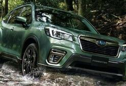 Subaru Forester hibrit motor ile geldi