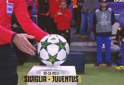 Leonardo Bonuccinin Sevillayı yıkan golü