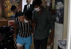 CHP gençlik kolları üyeleri arasında kavga Yaşananları anlattılar...