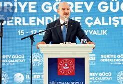 '414 bin Suriyeli gönüllü döndü'