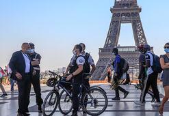 Fransa'da sokağa çıkma yasağı