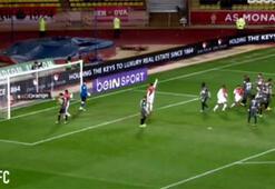James Rodriguezin AS Monacodaki ilk golü