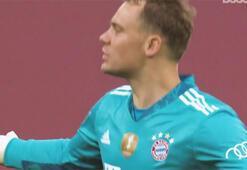 Manuel Neuerin 2020 Şampiyonlar Ligi Finallerinde yaptığı en iyi kurtarışlar