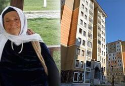 Boğazı kesilerek öldürülen yaşlı kadının komşuları korku içinde