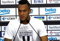 Josef de Souza basın toplantısı düzenledi...
