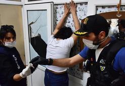 Helikopter ve drone destekli uyuşturucu operasyon: 26  gözaltı