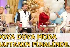 Doya Doya Moda kim elendi 16 Ekim 2020 Doya Doya Moda haftanın finalinde...
