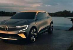 Renault Megane elektrikli hale geldi