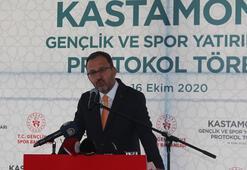 Bakan Kasapoğlu: Kastamonuya 350 milyon TLye yakın yatırım gerçekleştireceğiz
